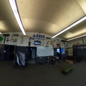 Adolfo Camarillo High School - Band Room