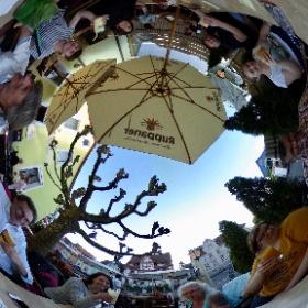 Die Tweetup-Runde in Konstanz. Cheers! 🍻 #tweetupTUT #theta360