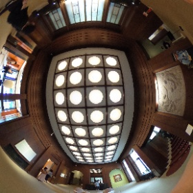 東京都庭園美術館内部 Metropolitan Teien Art Museum inside  ドイツ式カイロプラクティック逗子整体院 www.zushi-seitai.com  #theta360