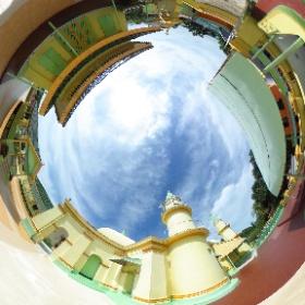 Masjid Raya Sultan Riau, Pulau Penyengat, Kepulauan Riau. #theta360