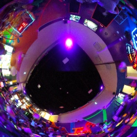 Max Adventures 360 View. Great place for your kids parties in Brooklyn! #kidsparty #Brooklyn #NYC #fun #glowinthedarkparty #birthdaypartyplace #mom #dad #kids