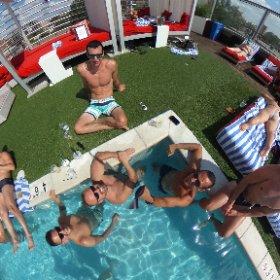 #Pool360 #theta360