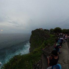 Uluwatu, Bali, Indonesia. #ysbh #theta360