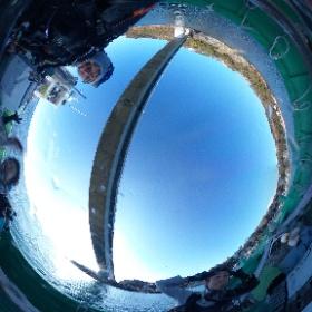 2020/01/30 岩・ボートダイビング  #padi #diving #FLIPPER-dc #フリッパーダイブセンター #岩 #theta #theta_padi #theta360 #群馬 #伊勢崎 #ダイビングショップ #ダイビングスクール #ライセンス取得