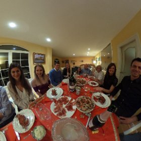 el año nuevo end Zamora (New Year in Zamora)