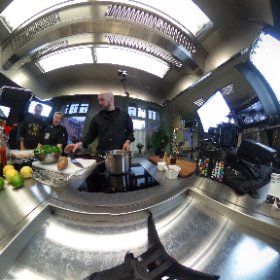 Making some great food today ! #bmcc #food  #theta360