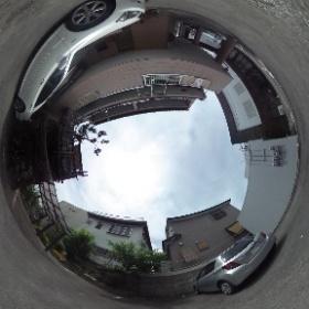 岡崎市三崎町店舗 駐車場