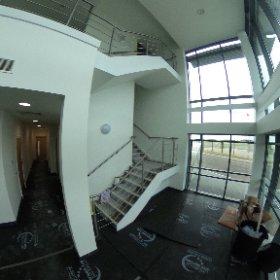 Reception area #theta360 #theta360uk