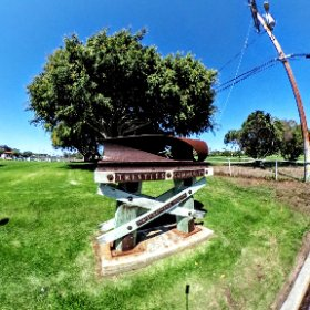 Show me your sign! #SaveTrestles  #theta360
