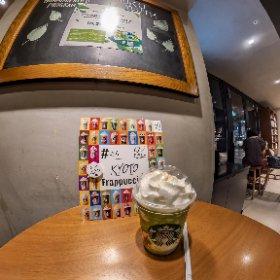 47 JIMOTO Frappuccino in Kyoto #HDR-RAW #thetaz1 #theta360