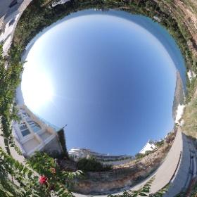 Над Артеком...Гурзуф  ☀ #Ялта #Крым #Россия 360°   #Yalta #Crimea #Russia