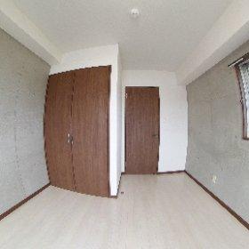 カンセイホーム平得 1K(角) 居室