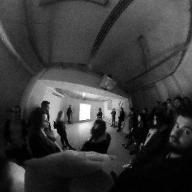 #ASLazyEye #LazyEye #AleksandraStodulska #interactiveinstallation #touchDesigner #mutpj #mutstudio #pjatk #pjait #newmedia #kinect #amblyopia #theta360