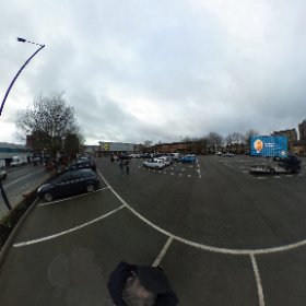 New #LIDL on Old Kent Road, London @LidlGB now open #theta360