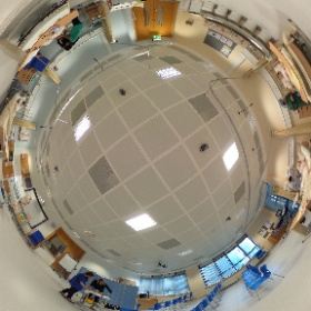 Nuig school of nursing . We had a great shoot because of the great cooperation and help of the marketing staff . #theta360