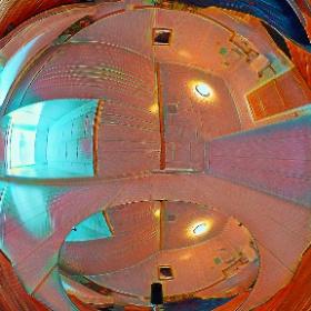 360°+ Prisma App with filter: Kathakali 38% #theta360 #theta360fr