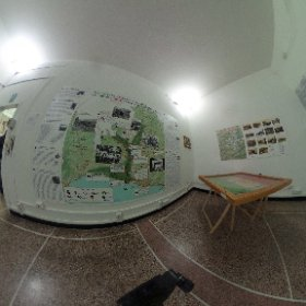 #CasaResistenza #Valpolcevera #WW2 Sala ambienti #theta360it