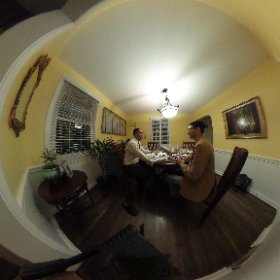 Senator will Smith explains how he became involved in law, the Navy, and local politics #theta360