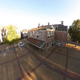 Alt Stadt bei altes Rathaus in Lemmer die Anlage #bis360.de #theta360 #theta360de