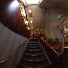 Harvard Dental Center Entrance (Inside View)