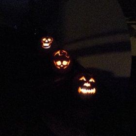 360 pumpkins 🎃
