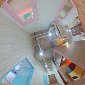 Cs TACHIKAWA  廊下  http://csplace.com/  Photo by MUSBIC  http://musbic.net/  #theta360