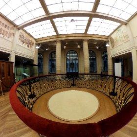 Palais Brogniard, place de la Bourse, Paris 2017 #theta360 #theta360fr
