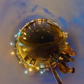 Easter Thursday at Claddagh #theta360