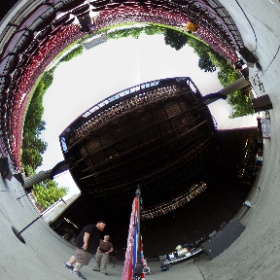Fraze Pavilion from the stage http://mydaytondailynews.com/news/things-know-about-fraze-pavilion/C0DdokPEx8LfDhCSIbqOZJ/ #theta360
