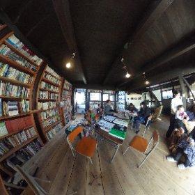 男木島図書館、落ち着きます。
