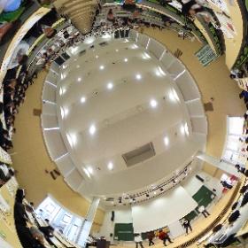 2016年11月6日 大学自慢コンテス桜美林大学の発表の様子