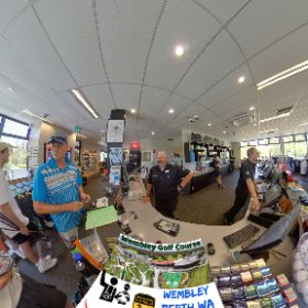 PRO SHOP. Wembley Golf Course, Perth WA, Public course located 8kms North West of Perth city, incl day - night driving range, tavern, SM hub https://linkfox.io/TZ99d BEST HASHTAGS  #WembleyGolfCourse  #VisitPerthWA #theta360