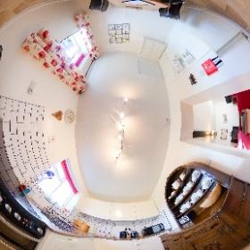The Hayloft - Kitchen #theta360uk