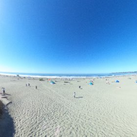 #stinsonBeach Sunday with my #bae #theta360