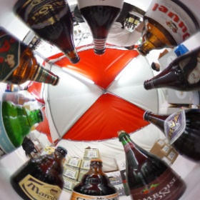Belgian Beer Weekend - beer circle