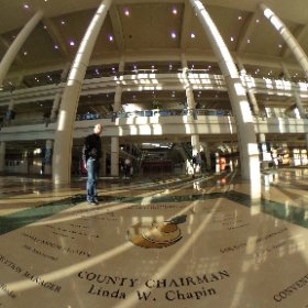 Before the crowds arrive @A17Con #theta360