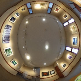 長野県安曇野市穂高有明にあるギャラリーレクランにて開催された写真展「十人十色 15の色」第1期の360°全天球画像です♪  こちらは第二室で展示されたの小林健一郎さんの作品です。  開催場所:ブレ・ノワール併設ギャラリーレクラン       長野県安曇野市穂高有明7686-1  開催期間:2019年1月10日〜1月21日まで(火、水はお休み)  開館時間:10時〜16時30分、1月21日は14時まで #theta360