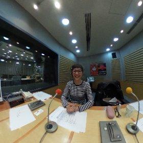 ニッポン放送「戸田恵子オトナクオリティ」の収録が無事に終わりました。あー楽しかった。11月27日(地域によって26日)の放送予定です。