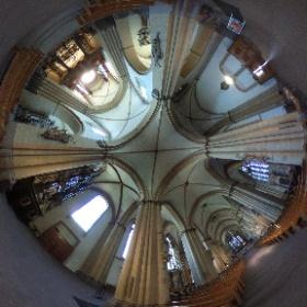Der Dom zu Paderborn #theta360 #theta360de