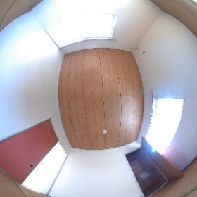 旭ルーミーつくば31番館 和室 #theta360