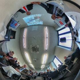 """Während der ITB stellten Cuxhavens OB Urich Getsch sowie Investor Norbert Plambeck die Pläne für den Alten Fischereihafen vor. Der als Regattasegler bekannte  Unternehmer Plambeck (""""Hexe"""") betreibt u.a. die City-Marina.  #Cuxhaven #Plambeck #MundoMarketing"""