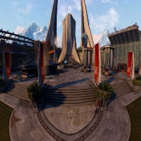 The Tower #destiny #firefly3d #theta360