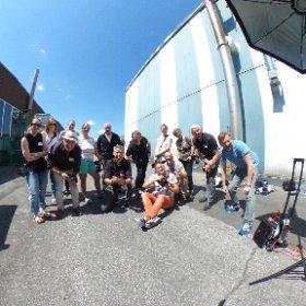 bpp Foto Seminar mit dem klasse Frank Luger in Brühl #theta360