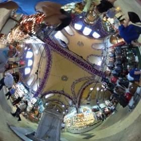 Grand Bazaar Water spot #Istanbul360 #LifesAjourney #theta360