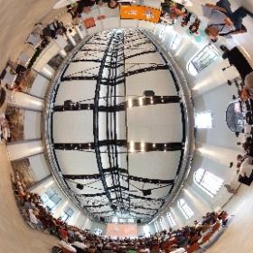 "Downhall-Talk beim digital@bw Festival ""Zukunft_Gesundheit_Digital"" in 360° #digitalBW #BWjetzt #theta360"