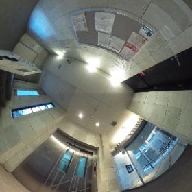 プロシード西新宿 エントランス #theta360