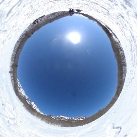 長野県 戸隠高原 鏡池 #theta360