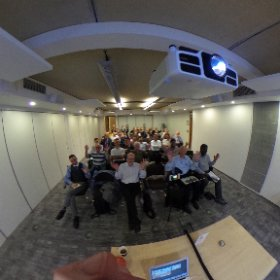 #360selfie of tonight's fantastic @bcs #bcsevent audience! #theta360 #theta360uk
