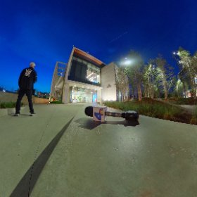 360 photo Brokaw News Center. @NBCLA #theta360