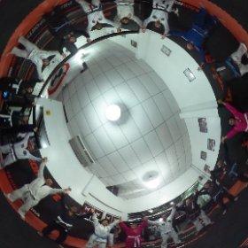 Jiu-jítsu Team Nogueira #theta360